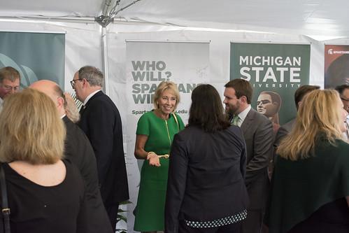 Grand Rapids Research Center Dedication, September 2017
