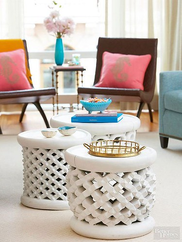Living Room Decor : Makeover your living room or bedroom with these new furniture trends. Create a m...