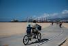Los Angeles (rfabregatmoliner) Tags: losangeles california santamonica beach pacificcoast pacific usa unitedstates america travel travelphotography nikon nikon750 surfer skater surf street