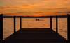 Rowing boat (Hegglin Dani) Tags: zug zugersee lakezug silhouette switzerland schweiz sunset sonnenuntergang sun sonne rowingboat ruderboot clouds wolken afterglow abendrot abendstimmung eveningmood