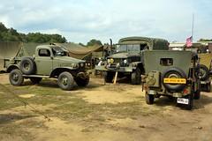 DSC_6075 (Mark Morello) Tags: collingsfoundation hudsonma battlefortheairfield encampment reenactment wwii worldwar2 german american british russian at6 pt17 texan stearman tanks german88 battle hudson massachusetts usa