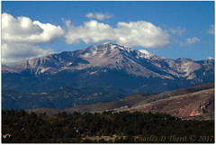 October Dusting (ctofcsco) Tags: 1640 112mm canon colorado coloradosprings didnotfire ef100300mmf56l eos50d esplora explore f80 flashoff iso100 city explored geo:lat=3891453502 geo:lon=10483243556 geotagged landscape pikeview sunrise photo pic pikespeak pretty renown rockymountains shutterspeedpriorityae spot telephoto unitedstates usa mountain forest sky