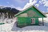 Snow 44 ... (Bijanfotografy) Tags: nikon nikond800 nikonfx fx zeiss zeiss15mm zeissdistagon15mm28 india jammukashmir jk kashmir sonamarg snow cottage sky landscape view
