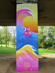 Roubens / Bruxelles - 5 oct 2017 (Ferdinand 'Ferre' Feys) Tags: bxl brussels bruxelles brussel belgium belgique belgië streetart artdelarue graffitiart graffiti graff urbanart urbanarte arteurbano ferdinandfeys neerpede anderlecht
