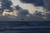 Sunset Kitesurfing (Johan Moerbeek) Tags: kitesurfing egmond noordzee storm wind clouds wolken zonsondergang sunset