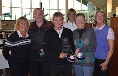 Margaret Lapsley Perpetual Trophy Mixed Foursomes