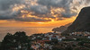 La Gomera - Agulo (Jörg Bergmann) Tags: islascanarias lagomera canarias canaryislands clouds early españa gf7 gomera lumix m43 mft morning ocean panasonic sky spain sunrise travel vacation village landscape seascape 1232mm