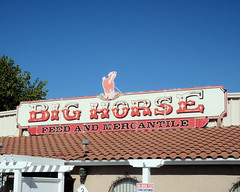002 Big Horse Feed And Mercantile (saschmitz_earthlink_net) Tags: 2017 california temecula bighorsefeedandmercantile cornmaze orienteering laoc losangelesorienteeringclub corn