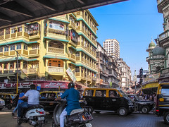 Mumbai 2015 (hunbille) Tags: india mumbai bombay birgittemumbai2lr jj flyover jjflyover