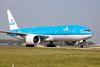 PH-BQD, Boeing 777-206 ER, KLM (freekblokzijl) Tags: klm boeing777 arrival taxien amsterdamairport schiphol planespotting canon eham summer 777200 eos50d