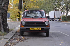 Petite Doubs (Transaxle (alias Toprope)) Tags: autobianchi a112 junior 1979 1980 1981 1982 soul beauty power toprope berlin classics auto autos antique amazing bella beautiful bellamacchina car cars coche coches carro carros classic classiccar classiccars clasico macchina macchine motorklassik motore vintage voiture veteran veterans vintagecar vintagecars styling design السيارات 車 carsfromthepast past clasicos antiguas
