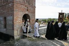 19. Первая литургия в с. Адамовка