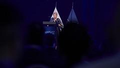 NATO Deputy Secretary General attends the annual NATO Cyber Symposium NIAS'17 (NATO) Tags: lottoexpomons belgium bel cyber ncia nias