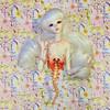 Ankou (PurpleandOrangeMH) Tags: ankou ball join doll bjd moon star dollzone dz angellica dollstown bianca iplehouse death wonderland body