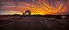 morning sky (diwan) Tags: germany deutschland sachsenanhalt saxonyanhalt magdeburg city stadt place sternbrücke sonne sun sonnenaufgang sunrise wolken clouds himmel sky silhouette october morgen morning heute today herbst autumn farben colours orange outdoor panoramix panorama stitch ptgui fotogruppe fotogruppemagdeburg squareformat sigma35mmf14dghsmart canoneos5dmarkiv canon eos 2017 geotagged geo:lon=11635080 geo:lat=52116494