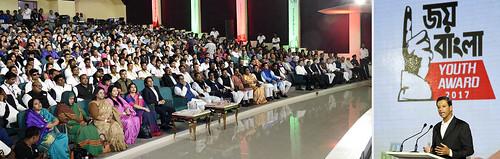 21-10-17-PM ICT Advisor Sajeeb Wazed Joy_Joy Bangla Youth Award-5
