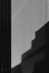 New York Architecture #421 (Ximo Michavila) Tags: nyc usa newyork ximomichavila blackwhite bw grey abstract graphic geometry shadow architecture archdaily archiref archidose urban city lines monochromatic