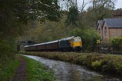Churnet Valley Railway (3) (lewispix) Tags: class33 33102 sophie diesel railway