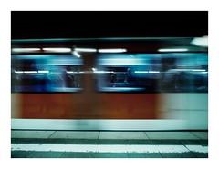 bluered (seba0815) Tags: ricohgrdiv bleachbypass color underground waiting grd grdiv blur seba0815