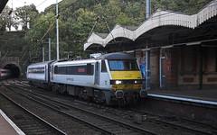 90015 at Ipswich (tibshelf) Tags: 90015 82127 class90 ipswich greateranglia