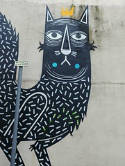 King of the Cats, Joachim, North Pallant, Chichester (f1jherbert) Tags: lgg6 lg g6 lgelectronicslgh870 lgelectronics lgh870 electronics h870 kingofthecatsjoachimnorthpallantchichester kingofthecatsjoachimnorthpallant kingofthecatsjoachim northpallantchichester king cats joachim north pallant chichester street art
