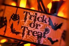 Trick or Treat.... (Joe Hengel) Tags: trickortreat halloween happymacromonday macro macromondays macromonday monday hmm glass