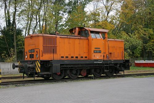 DB Fahrwegdienste 106 560-6 Aschaffenburg