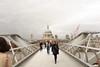 Millenium bridge (Emeric Le Port) Tags: saariys quality pictures gallery londre cathédrale