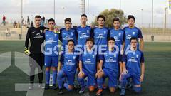 Liga autonomica cadete. C.F. Escuelas San Jose - Alboraya U.D.
