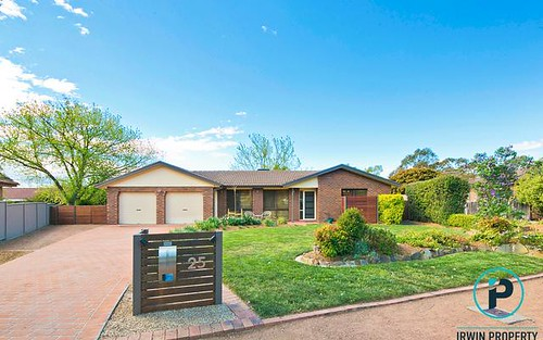 25 Phillipson Crescent, Calwell ACT