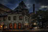 Musée du Fort (Kev Walker ¦ 7 Million Views..Thank You) Tags: architecture building canon1855mm canon700d châteaufrontenac clouds cruiseship digitalart hdr historic panorama panoramic postprocessing queenmary2 québec saintlawrenceriver vieuxport