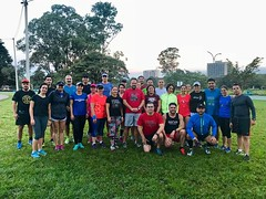 Entrenamiento del martes. #soycorrecaminos #marathontraining #running #costarica #nycmarathon #phillymarathon #miamimarathon