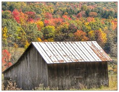 BARN WITH A VIEW (cscott_va.) Tags: fall2017 barn highland county va explore