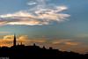 Feliz Martes de Nubes¡¡ (Charo R.) Tags: atardecer nubes cielo budapest hungría canon