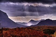 Skyelights (Fr Paul Hackett) Tags: skye clouds sunshine wild mountain