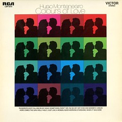 Colours of Love (grooveisintheart) Tags: vinyl records lp albumcover graphicdesign groovy mod psychedelic vintage popart repetition