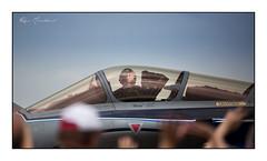 Salut Marty (Rémi Marchand) Tags: meetingaérien canon5dmarkiii aéroportdijonlongvic avion chasse aviondechasse rafale marty meetingdijonlongvic2017 lerafale arméedelair côtedor canonef100400mm
