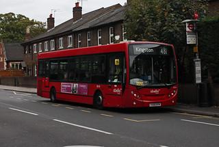 Route 481, Abellio London, 8519, YX59BYM