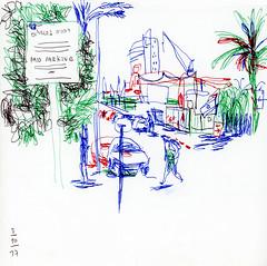 inktober1-1 (marin71) Tags: inktober inktober2017 ink pen drawing sketch illustration art urbansketchers