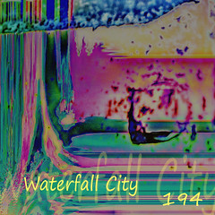 Waterfall City - 194 (Front) (Paul B0udreau) Tags: cd cover cdcover mixtape mix albumart linernotes