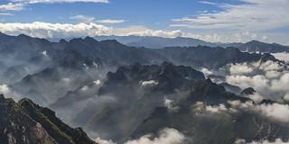 *Hua Mountains Panorama*