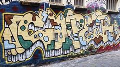 Caper... (colourourcity) Tags: streetart streetartnow streetartaustralia graffiti melbourne burncity awesome colourourcity nofilters caper dt dbl trbl
