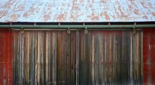Weathered Barn