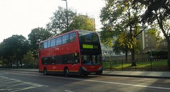 The very first. E1 SN06BNA | 432 to Brixton (Unorm001) Tags: sn06 bna e 1 red london go ahead general goahead buses bus routes route double deck decker decks deckers