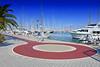 Port of Palma de Mallorca (Liwesta) Tags: palma mallorca europe balears ships harbour summer blue sky