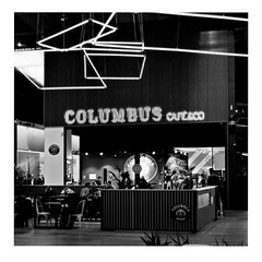 columbus day (japanese forms) Tags: ©japaneseforms2017 кофе コーヒーショップ コーヒー ボケ ボケ味 モノクロ 日本フォーム 黒と白 americano bw barista blackwhite blackcoffee blackandwhite blancoynegro bokeh buthcofaidh café caffè candid cofaidh coffee columbus espresso kaffeeshop koffee koffie koffiebar koffiehuis monochrome random schwarzweis square squareformat strasenfotografie straatfotografie streetphotography vlaanderen zwartwit pun wortspiel woordspelling