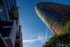 _DSC1363 (durr-architect) Tags: torre agbar tower barcelona jean nouvel modern high tech architecture rise bullet shape cylinder glass surface