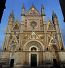 Cathedral of Orvieto (after 1290-16th century) (Carlo Raso) Tags: umbria orvieto cathedral church