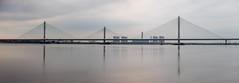 6 Months Later (Tim Furfie) Tags: runcorn widnes bridge merseygateway
