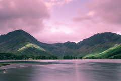 Sunrise at Buttermere in the Lake District (Andrew Hamilton.Photography) Tags: buttermere landscape lake district loch fleetwith pike haystacks warnscale sunrise dawn twilight unesco world heritage site fells mountain hill wainwright munroe raven crag gatesgarth peggys bridge keswick cumbria uk england countryside outdoors scenic